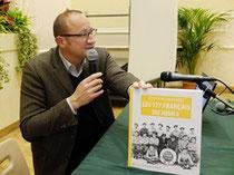 Stéphane Simonnet présente son livre