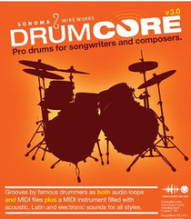 DrumCore 3CM from £9.99