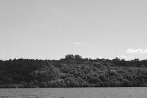 Вид на Сомовку с Волги