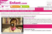 le Parcours de Reliance sur enfant.com