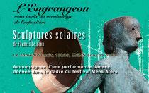 Les Sculptures Solaires de Francis Le Blon