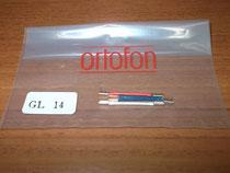 オルトフォン14金リード線