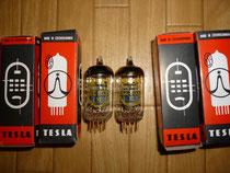 テスラECC803S 12AX7 ECC83