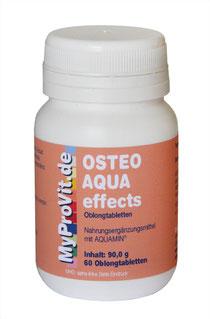 OSTEO AQUA effects - Eine natürliche Lösung für gesunde Knochen