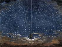 Bühnenbild von Karl Friedrich Schinkel