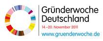 Gründerwoche Deutschland 14. - 20.11.2011