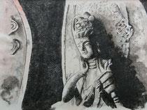 赤山禅院の石佛