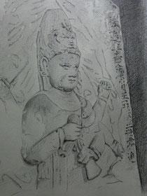 葛飾区金町金蓮院の愛染明王