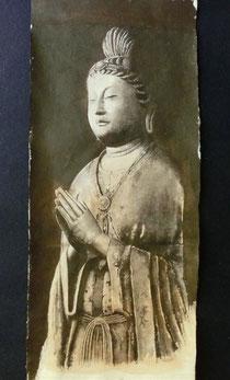 東大寺 月光菩薩 塑像