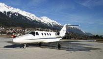Citation Jet1: OE-FMI