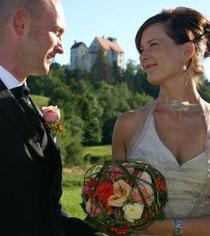 Heiraten auf der Waldburg