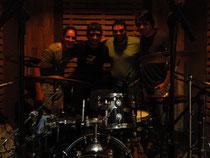 Vitor, François (Bico), Mano e Eu
