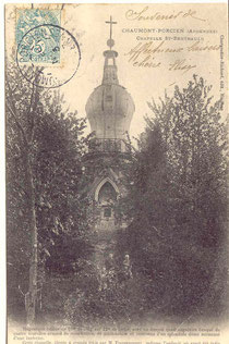 Carte postale de 1903