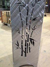 detail Bambus