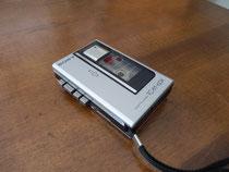 4台目のアナログ通常サイズのカセットレコーダー