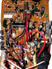 Elektronische Schaltung aus einem Fernseher