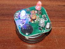 Farbwechsler-Schaltung mit LEDs