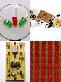 Elektronische Bauteile und Schaltungen