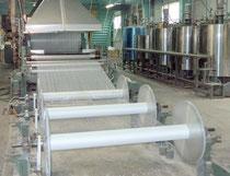 サイジング機械