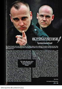 Zillo Ausgabe 04/2011