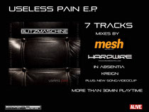 BLITZMASCHINE - Useless pain EP