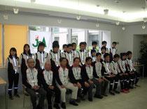 シニア、ジュニア、トレイル世界選手権日本代表の選手たち