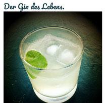 Der Gin des Lebens - eiskalt genießen (Foto: Pixabay)