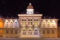 La mairie de Brénod
