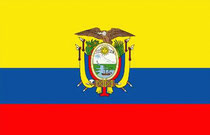 Drapeau de la République de l'Équateur
