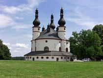 Dreifaltigkeitskirche Kappl Waldsassen