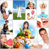 Ganzheitliche Gesundheit balance körper seele nahrungsergänzung