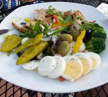 abnehmen salat stoffwechsekur kohlenhydrate