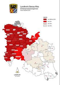 Verbreitung des EPS bis 2013, seit 2015 flächendeckend im Landkreis vorhanden