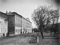 Schauspielhaus um 1900
