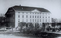 Schauspielhaus 1882