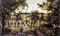 Schauspielhaus vor 1900