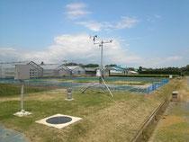 気象観測装置(E圃場)