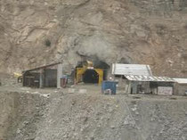 ラワリ・トンネル。ディール側。Google画像より。