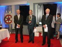 notre 60ème anniversaire avec nos Présidents de Lavaux, Manosque et Voghera