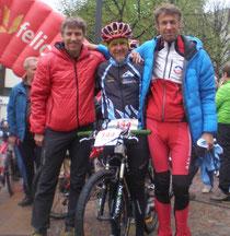 Hürgen, Martin und Hansjörg
