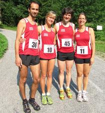 Manuel, Tanja, Martin, Tina