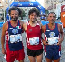 Vincenzo, Martin und Francesco