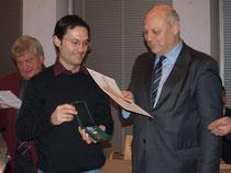 Andy und Landeshauptman Durnwalder