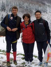 Hansjörg, Marlene und Andy