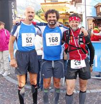 Roberto, Vincenzo und Martin
