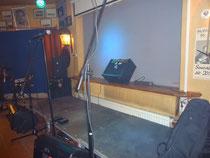 Bühne im Galloway Holm Seppensen