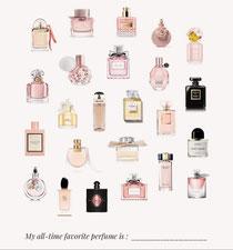 Parfum....welke is jouw favoriet?