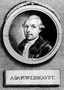 Der Jesuit Adam Weishaupt