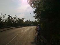 Ausnahmsweise eine schöne Straße