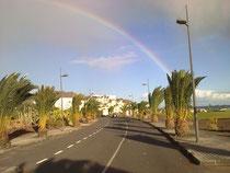 Traumhafter Regenbogen